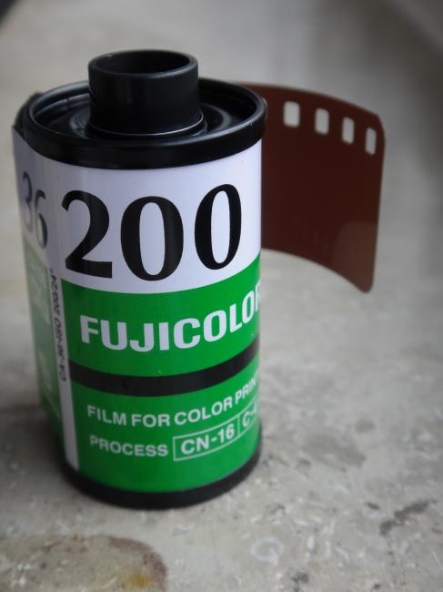 Goodbye FujiColor: 36 (38) frames ofFjuicolor C200,