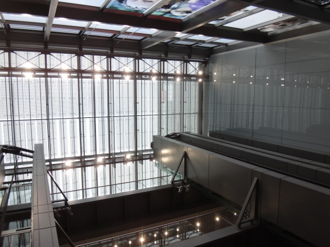 Sparkasse HQ Atrium Düsseldorf,