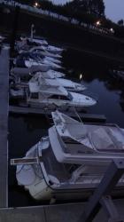 Yachts in Düsseldorf's...