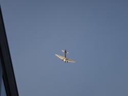 Junkers Ju52 over Düss...