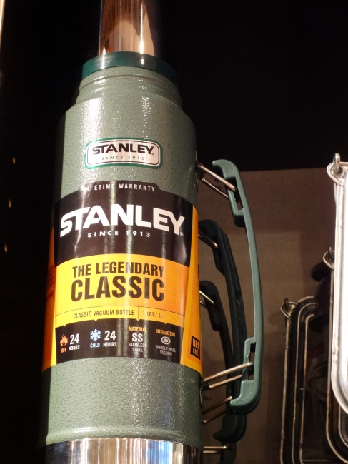 Stanley, the legendary classic, thermos