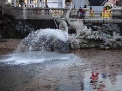 Fish Statue on Kö