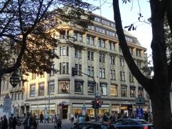 Hohenzollernhaus, Düss...