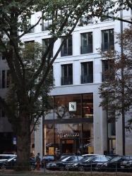 Nescafé Shoppe on Kö, ...