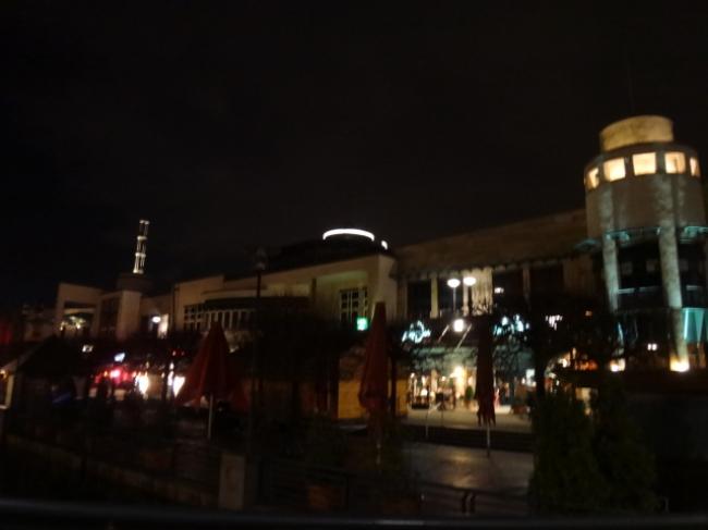 centro evening stroll, corso
