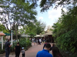 Going into Adventureland