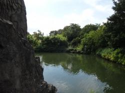 Skull island lake area