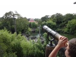 Telescope on the looko...