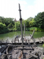 The shipwreck at Adven...