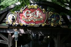 Casey Jr. signage, le ...