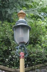 Fantrasyland lamp near...