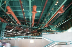 Inner roof structure o...