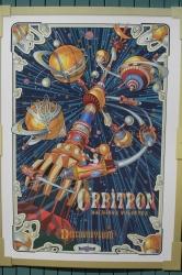 Orbitron poster