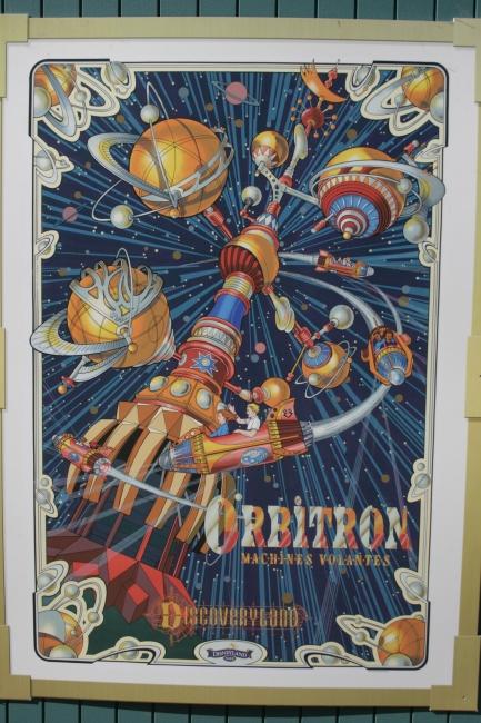 Orbitron poster,