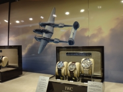 IWC watches ad with in...